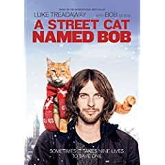 A Street Cat Named Bob coming to DVD, Blu-ray, and VOD on May 9th from MVD Entertainment