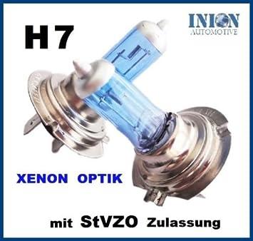 6J1 Seat IBIZA 5 SPORTCOUPE H7 55W XENON-look Birnen