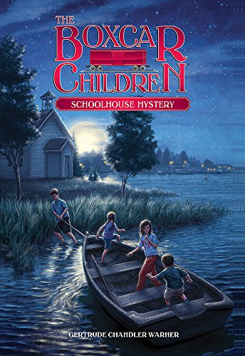 Schoolhouse Mystery (The Boxcar Children - In Outlet Chandler