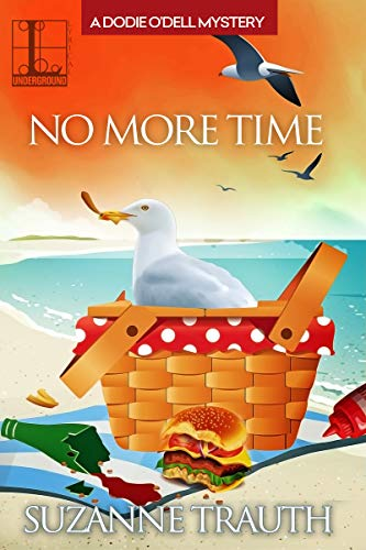 No More Time (A Dodie O'Dell Mystery Book 5) by [Trauth, Suzanne]