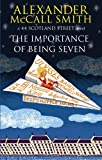 The Importance of Being Seven by Alexander McCall Smith front cover