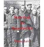 img - for { [ SURVIVAL IN AUSCHWITZ ] } Levi, Primo ( AUTHOR ) Jun-23-2013 Paperback book / textbook / text book
