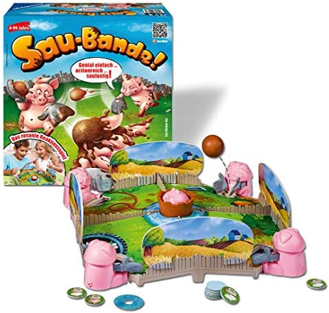 Ravensburger Kinderspiele 22267 - Sau-Bande!