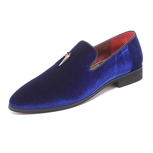 Amazon.com: CMM - Mocasines para hombre: Shoes