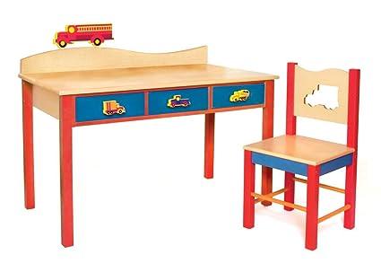 Room Magic Desk Chair Natural