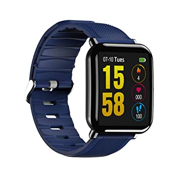 Docooler OUKITEL W2 Smart Watch Fitness Watch HD Pantalla ...