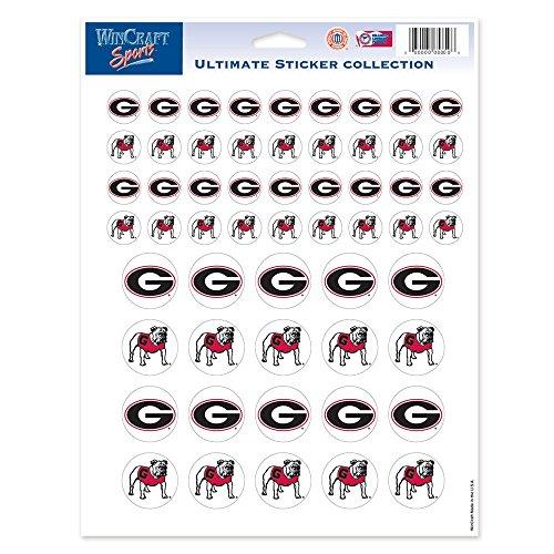 georgia bulldogs sheets - 8