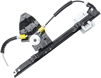 For Land Rover Range Rover Rear Right Window Regulator with Motor Electric