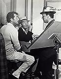 Dean Martin Bing Crosby and Frank Sinatra in a studio Photo Print (8 x 10)