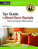 img - for Tax Guide for Short-Term Rentals: Airbnb, HomeAway, VRBO and More book / textbook / text book