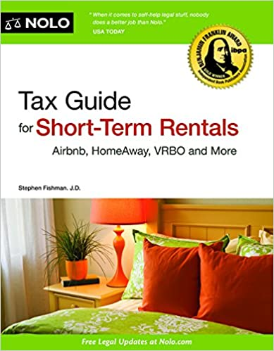 Amazon com: Every Airbnb Host's Tax Guide: Airbnb, HomeAway
