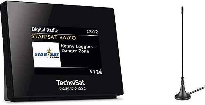 Technisat Digitradio 100 C Dab Radio Adapter Mit Elektronik