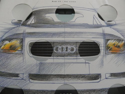 2000 Audi TT Coupe Sales Brochure ()
