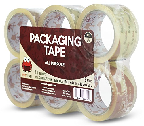 60 Clear Packaging Tape - 8