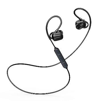 MUTANG Auriculares Bluetooth, Flexibilidad 360 ° Estéreo ...