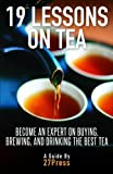 19 Lessons on Tea, 27Press, 0988770504