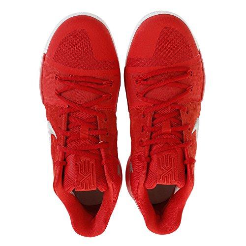 Nike Hommes Kyrie 3 Ep, Université Rouge / Université Rouge Université Rouge / Université Rouge