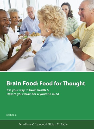 Brain Food: Food for Thought. Eat Your Way to Brain Health.