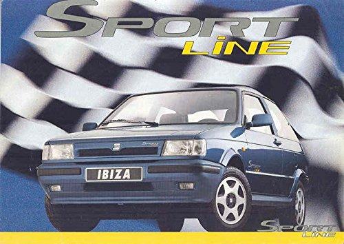 1992 Seat VW Ibiza Sport Line