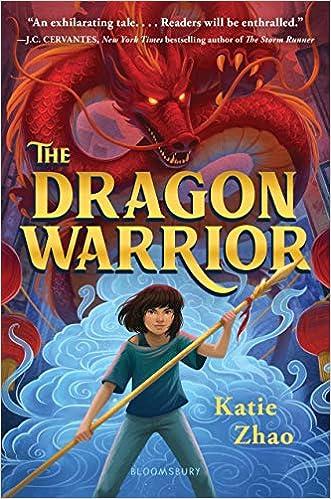 The Dragon Warrior: Zhao, Katie: 9781547602001: Amazon.com: Books