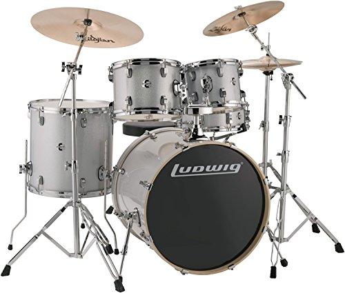 (Ludwig Element Evolution 5-piece Drum)