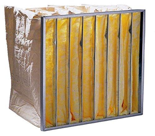 24x12x12 - Pockets 3 - MERV Rating 15 by Kilowatts Energy Center