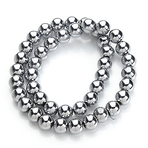 5MM 1/5 Inches Magnetic Balls/Beads Round Magnets by IO-Tech(TM) (Set of 50) Multi-Use Craft & Refrigerator Magnets - Silver Magnets on Fridge - - Office Organization dry Erase Magnets (Zen Refrigerator Magnets)