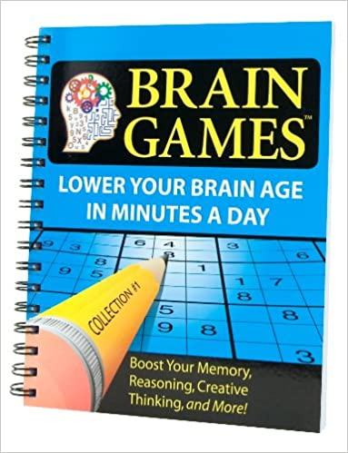 Lataa Ebooks ilmaiseksi Brain Games #1: Lower Your Brain Age in Minutes a Day (Brain Games (Numbered)) CHM