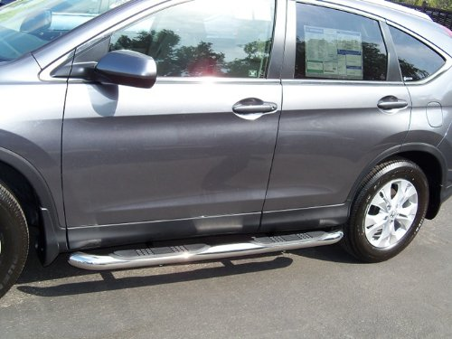MaxMate Premium Custom Fit 12-15 Honda CRV Stainless Steel 3