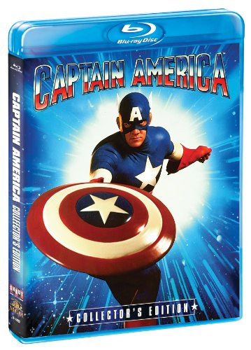 Captain America [Blu-ray] -