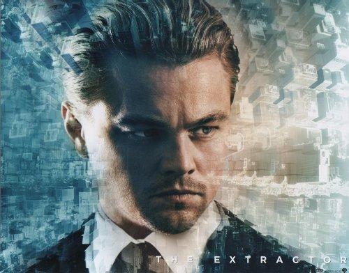 Click for larger image of Inception - Leonardo DiCaprio - Movie Photo Print - 8 x 10