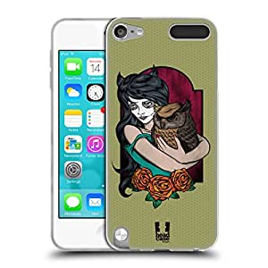 Head Case Designs Betsayda Girls of Owls Soft Gel Back Case Cover for Apple iPod Touch 5G 5th Gen 6G 6th Gen