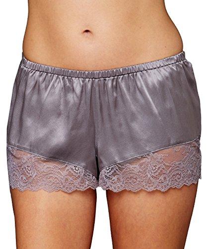 Julianna Rae Women's Tivoli 100% Silk Tap Pant, Roca, XS