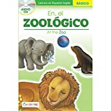 Creative Teaching Materials Spanish-English Book W/CD-At The Zoo