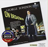 Most Wanted Recitals!: George London On Broadway