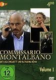 Commissario Montalbano - Volume I [4 DVDs]