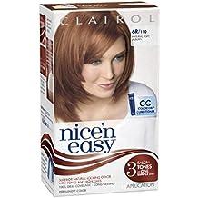 Nice & Easy Hair # 110 Size 1 Kit Clairol Nice & Easy Hair Color Treatment #110