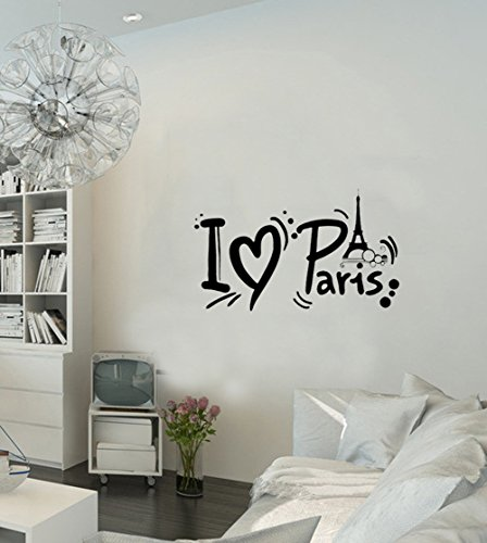 French France Inspirational Sticker Decorations product image