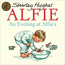 Book An Evening at Alfie's by Shirley Hughes (2009-09-01)
