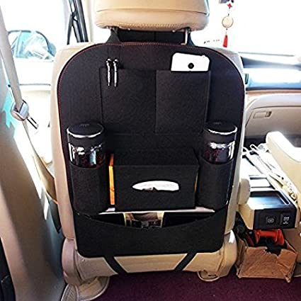 Car Back Seat Organizer Multi Pocket Storage Organizer
