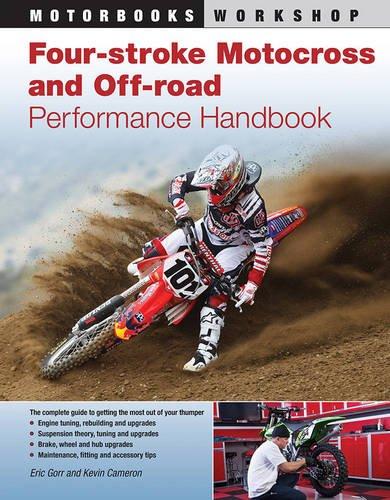 Four-Stroke Motocross and Off-Road Performance Handbook (Motorbooks Workshop)