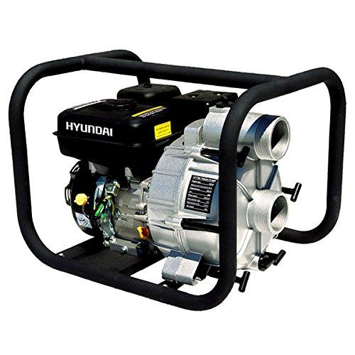 Hyundai HYT80 212 cc 3 inch Professional Petrol Trash Water Pump