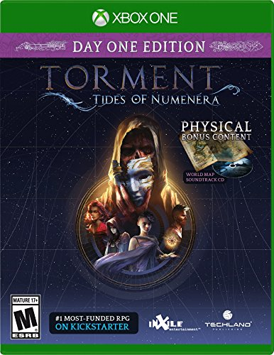 Torment: Tides Of Numenera - Xbox One (Rpg Video Games Xbox One)