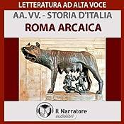 Roma arcaica (Storia d'Italia 3) |  div.