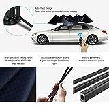 LANMODO Car Tent, Portable Automatic Car Umbrella
