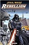 Star Wars Rébellion, Tome 5 : Le sacrifice d'Ahakista par Badeaux