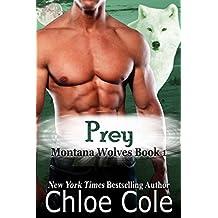 Prey: A Curvy Girl Wolf Shifter Romance (Montana Wolves Book 1)