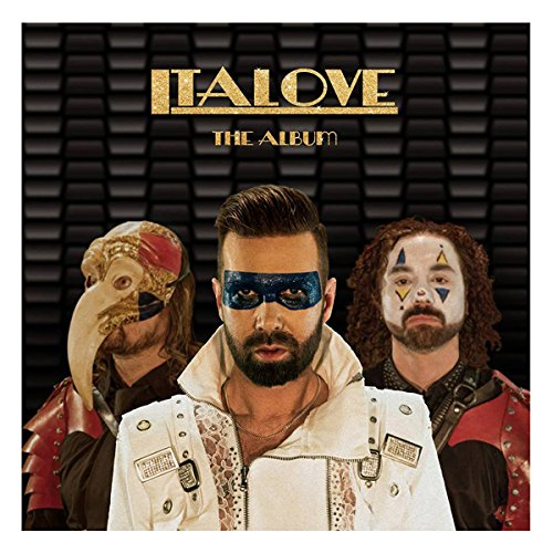 Italove - The Album (2017) [CD FLAC] Download