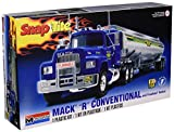 "Revell 1:32 Mack ""R"" Conventional and Fruehauf Tanker Model Kit"