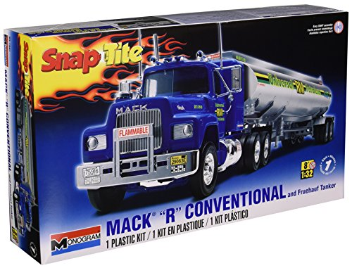 model kits tractor trailers - 4